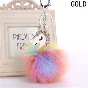 Accessories - ‼️LAST1‼️ 5⭐️RATED Rainbow Unicorn Charm